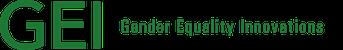 Gender Equality Innovations Logo
